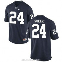 Mens Mike Gesicki Penn State Nittany Lions #24 New Style Authentic Navy College Football C76 Jersey