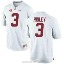 Youth Calvin Ridley Alabama Crimson Tide Limited White College Football C76 Jersey