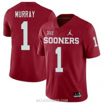 Youth Kyler Murray Oklahoma Sooners #1 Jordan Brand Limited Red College Football C76 Jersey