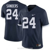 Youth Mike Gesicki Penn State Nittany Lions #24 Authentic Navy College Football C76 Jersey